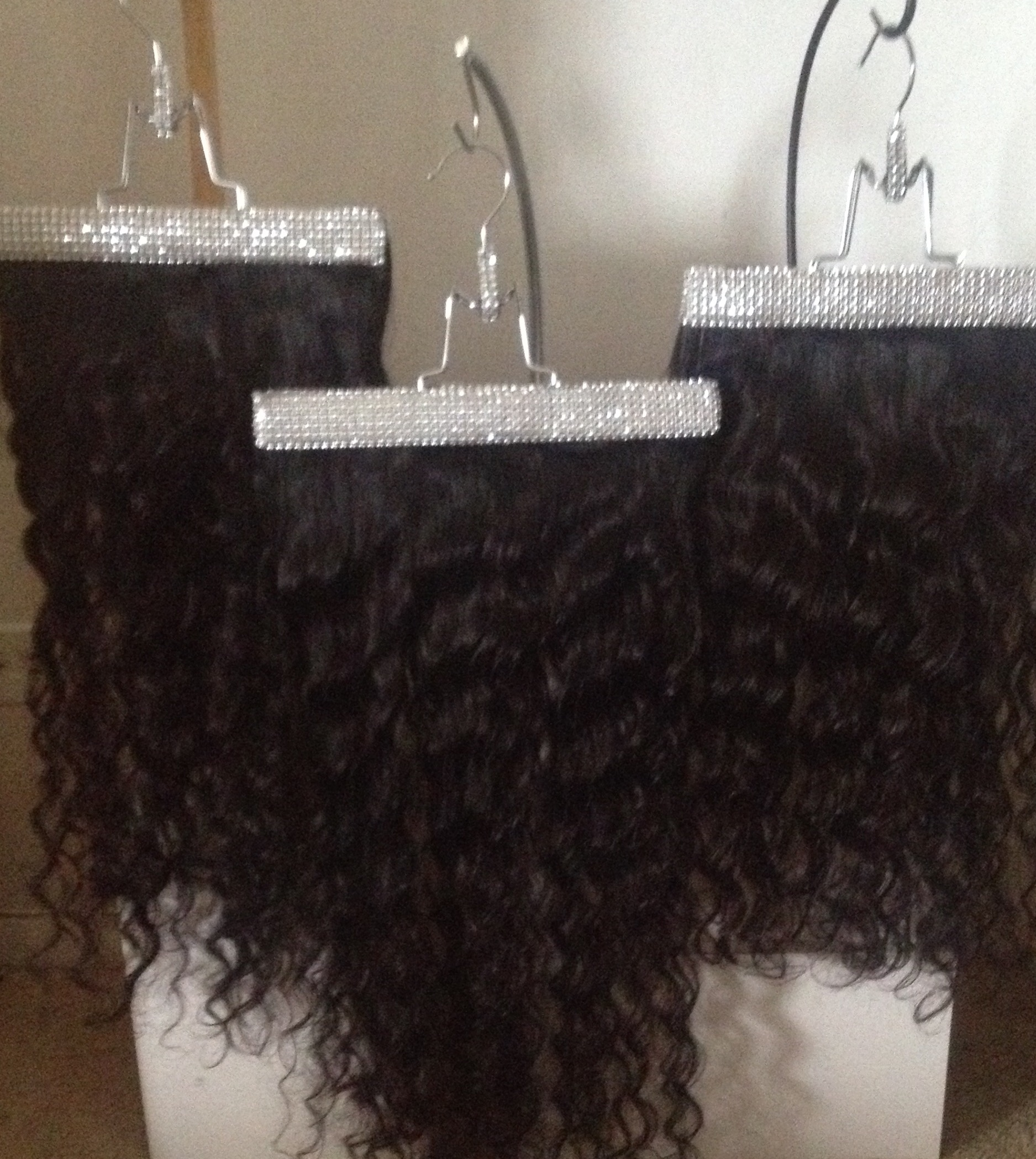 Get your one of a kind exclusive krysmari glam hair extensions get your one of a kind exclusive krysmari glam hair extensions hangers for your hair collection or brand how to sell hair extensions pmusecretfo Gallery